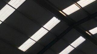 sky light ribbed sheet