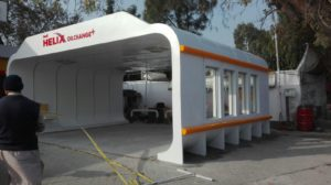 fiberglass-double-bay-canopy-for-shell-filling-station-for-oil-changes
