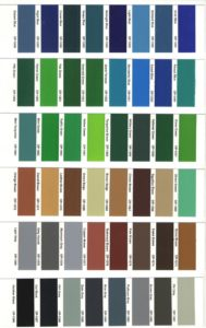 Pigment Shades By MICC